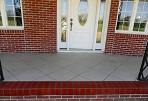 Concrete Patios and Walkways Saint Charles Maryland 1