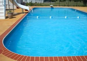 Decorative Concrete Pool Deck Lexington Park Maryland 1