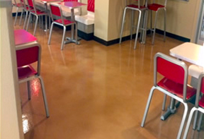 Decorative Concrete for Restaurants La Plata Maryland 1