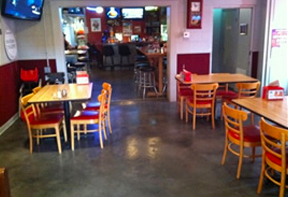 Decorative Concrete for Restaurants Lexington Park Maryland 1