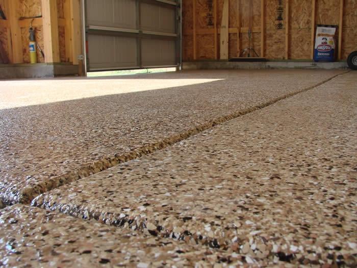 Epoxy Floor Flakes Floor Matttroy