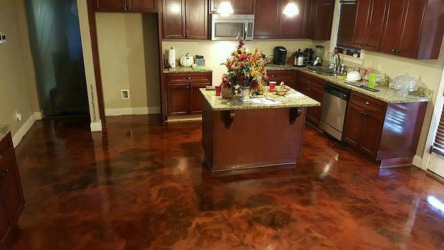Epoxy Flooring Leonardtown, Maryland