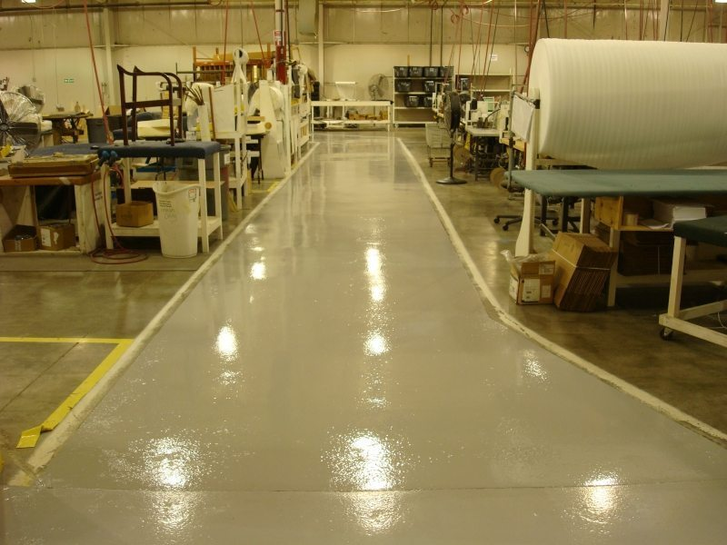 Resinous Flooring Leonardtown, Maryland