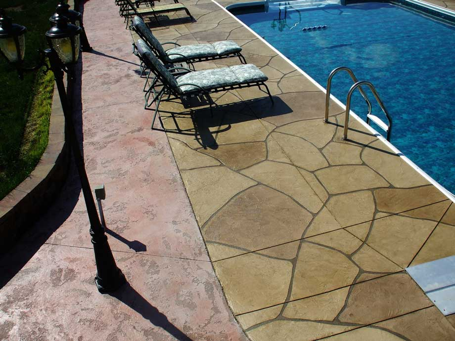 Stamped Concrete | Leonardtown Maryland