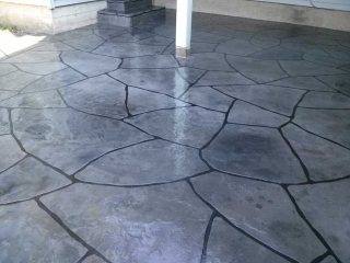 Stamped Concrete | Leonardtown Maryland