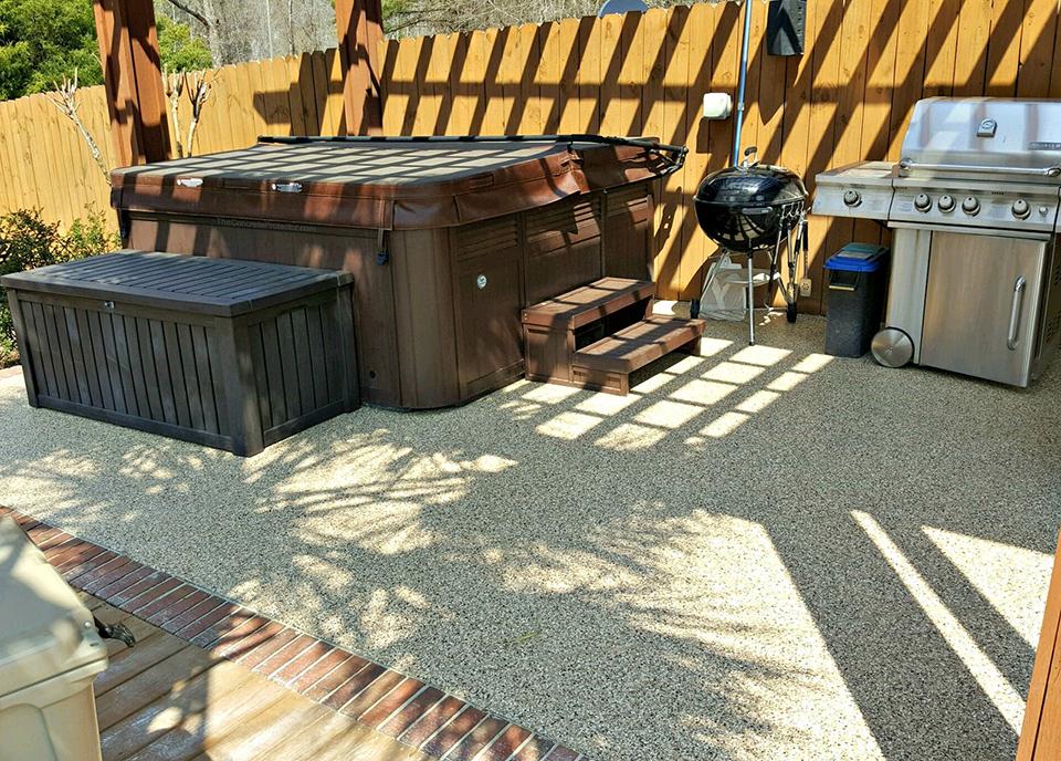 Concrete Resurfacing | Leonardtown Maryland