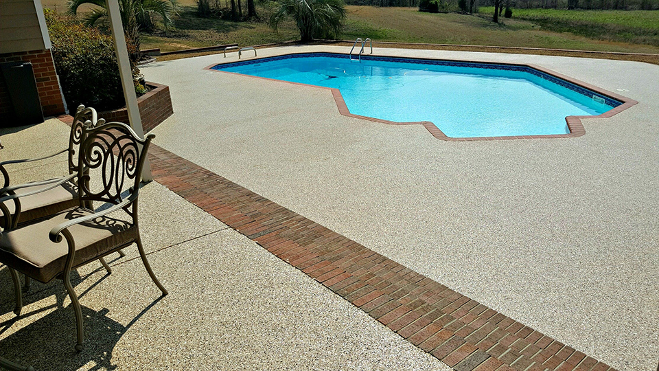 Concrete Resurfacing | Leonardtown Maryland