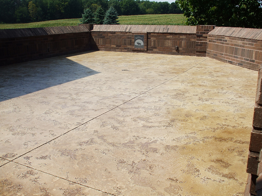 Stained Concrete | Leonardtown Maryland