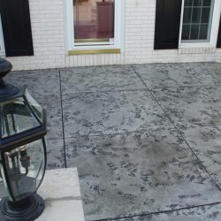 Stained Concrete   Leonardtown Maryland